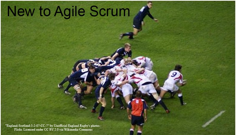 New to Agile Scrum